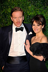 Helen McCrory and Damian Lewis attends the 58th London Evening Standard Theatre Awards in association with Burberry, London, UK, November 25, 2012. Photo by Chris Joseph / i-Images.