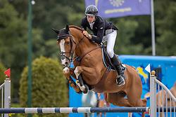 Van Paesschen Constant, BEL, Verdi Treize<br /> Belgisch Kampioenschap Jumping  <br /> Lanaken 2020<br /> © Hippo Foto - Dirk Caremans<br /> 03/09/2020