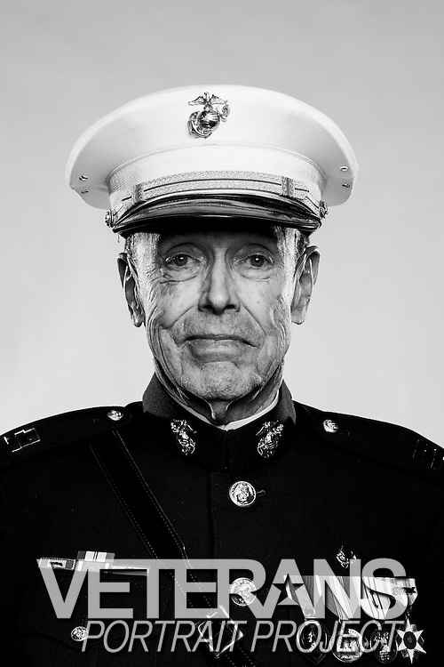 Daniel F. Ryan<br /> Marine Corps<br /> O-3<br /> Infantry<br /> 10/11/61 - 06/04/69<br /> Vietnam War<br /> <br /> <br /> Model Release: Yes<br /> Photo by: Stacy L. Pearsall