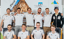 Slovenian National Climbing Men team before new season, on June 30, 2020 in Koper / Capodistria, Slovenia. Photo by Vid Ponikvar / Sportida