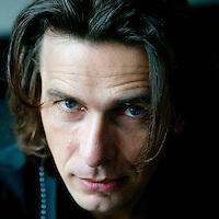 Nederland. Amsterdam.12 februari 2004..Modeontwerper Hans Ubbink.