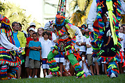 Opening Ceremony, Optinam 2013, Bermuda, © Matías Capizzano