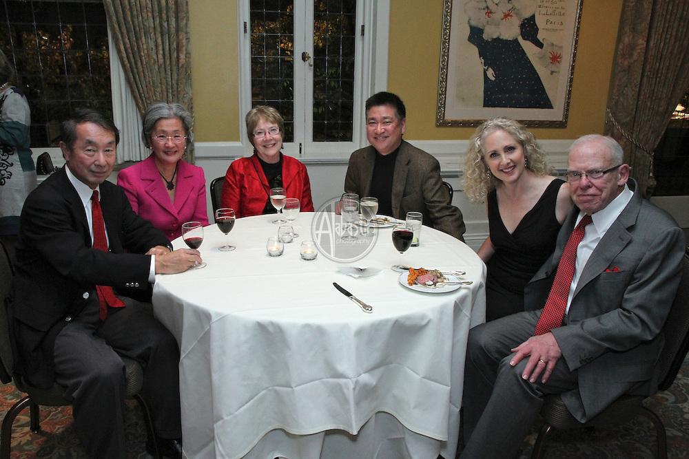 ArtsFund Holiday Party 2012 at the Rainier Club.