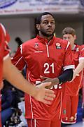 DESCRIZIONE : Eurolega Euroleague 2015/16 Group D Dinamo Banco di Sardegna Sassari - Brose Basket Bamberg<br /> GIOCATORE : Darius Miller<br /> CATEGORIA : Riscaldamento Before Pregame<br /> SQUADRA : Brose Basket Bamberg<br /> EVENTO : Eurolega Euroleague 2015/2016<br /> GARA : Dinamo Banco di Sardegna Sassari - Brose Basket Bamberg<br /> DATA : 13/11/2015<br /> SPORT : Pallacanestro <br /> AUTORE : Agenzia Ciamillo-Castoria/L.Canu