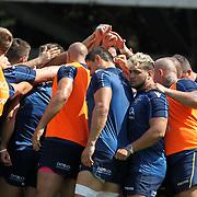 20190817 Rugby : Italia captain's run