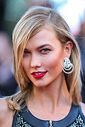 """Karlie Kloss attends the """" Youth """" Premiere during the 68th annual Cannes Film Festival on May 20, 2015 in Cannes, France"""