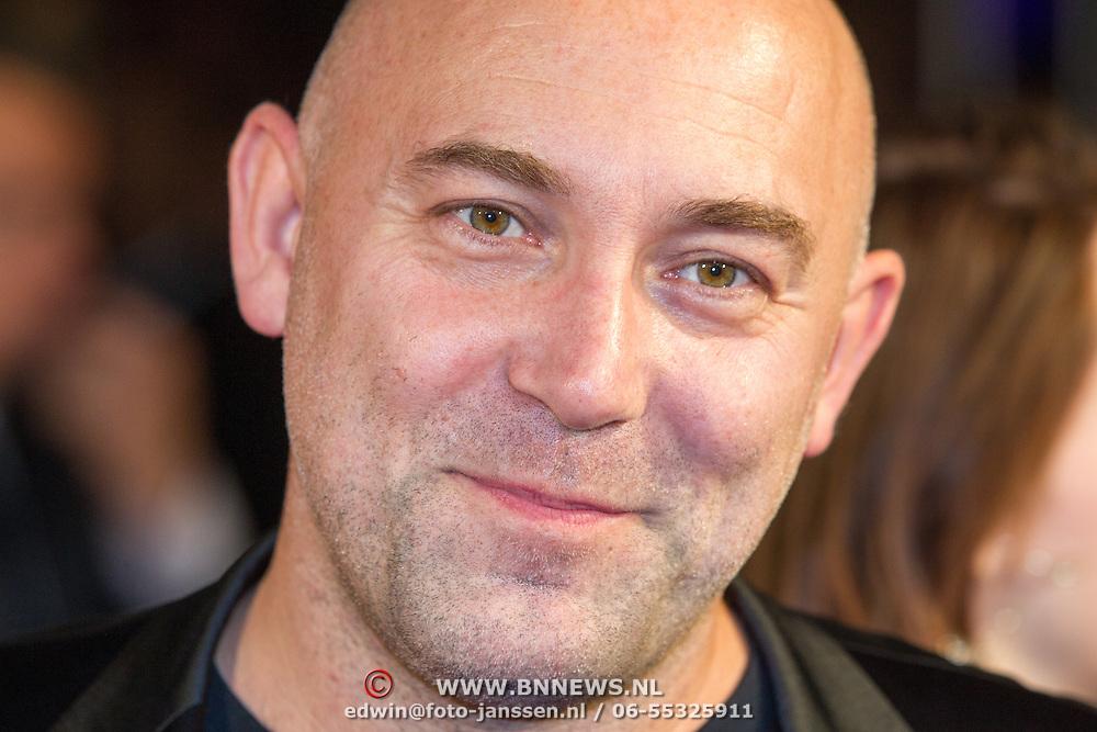 NLD/Utrecht/20151002 - NFF 2015, Gouden Kalveren inloop, Loek Peters