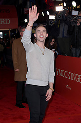 """Adam Rippon at the Broadway opening of """"To Kill A Mockingbird"""" in New York City."""