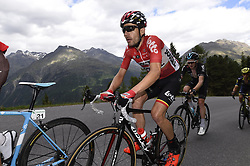 June 16, 2017 - Solden, Suisse - SOLDEN, AUSTRIA - JUNE 16 : MONFORT Maxime (BEL) Rider of Team Lotto - Soudal during stage 7 of the Tour de Suisse cycling race, a stage of 160 kms between Zernez and Solden on June 16, 2017 in Solden, Austria, 16/06/2017 (Credit Image: © Panoramic via ZUMA Press)