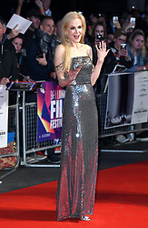 October 12, 2017 - London, England, United Kingdom - 10/12/17.Nicole Kidman at the premiere of ''Killing of a Sacred Deer'' in London, England. (Credit Image: © Starmax/Newscom via ZUMA Press)