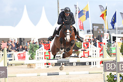 Aegten Wim, BEL, Tofino A Z<br /> 6 years old Horses<br /> BK Young Horses Gesves 2021<br /> © Hippo Foto - Julien Counet
