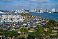 East Basin, Harbor Island & SD Skyline