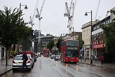 London: Demolition of White Hart Lane Football Ground