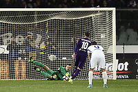 Firenze 22-04-2017 Stadio Artemio Franchi Football Calcio Serie A 2016/2017 Fiorentina - Inter / foto Daniele Buffa/Image Sport<br /> rigore Federico Bernardeschi fails a penalty