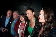 DYLAN JONES; DAVID BAILEY; SASCHA BAILEY, CATHERINE BAILEY; PALOMA BAILEY, Nokia and Daid Bailey celebrate London ' Alive at Night' to launch Nokia N86. the Old Dairy, 6 Wakefield st. London. WC1. 26 August 2009.