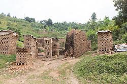 Brick Oven & Drying On Hillside