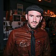 NLD/Amsterdam/20130311 - Presentatie 1e editie Grazia MAN, Ben Saunders
