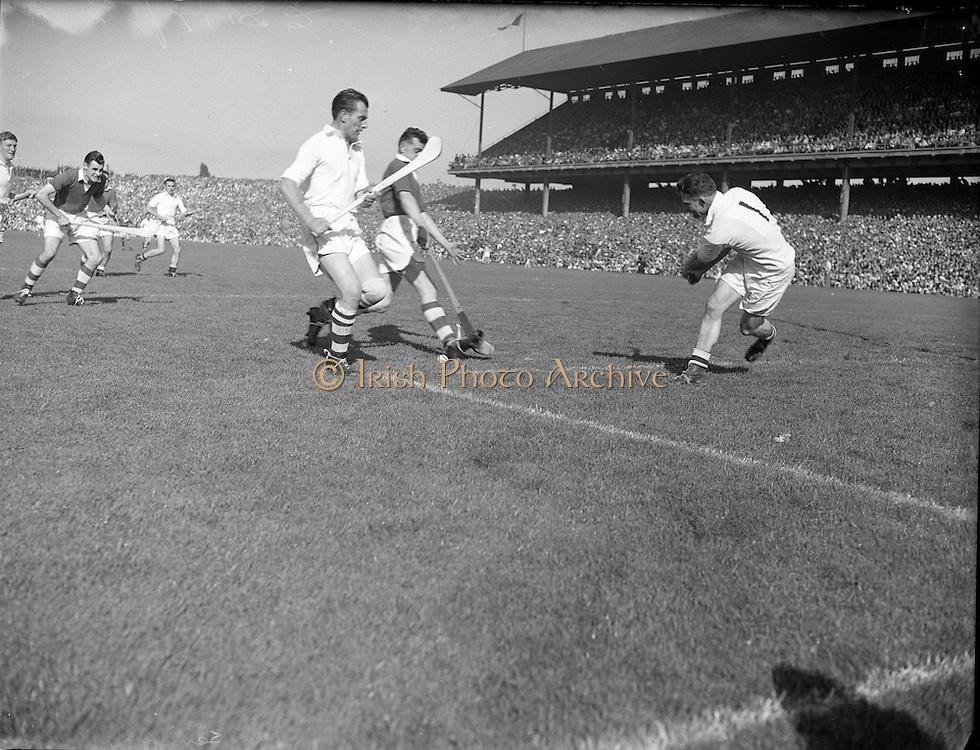 Hurling All Ireland Senior Hurling Final, Croke Park. .Cork v Galway,.6091953AISHCF,.Cork 3-3, Galway 0-8,.06.09.1953, 09.06.1953, 6th September 1953