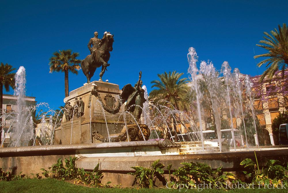 SPAIN, ANDALUSIA Jerez de la Frontera; Primo Rivera