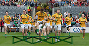 All Ireland senior championship semi-final_30/8/09 Meath v Kerry.The Meath team pictured before the All Ireland Semi Final against Kerry.Photo: © David Mullen / quirke.ie