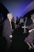 MICHAEL CRAIG-MARTIN, The Summer Party in association with Swarovski. Co-Chairs: Zaha Hadid and Dennis Hopper, Serpentine Gallery. London. 11 July 2007. <br /> -DO NOT ARCHIVE-© Copyright Photograph by Dafydd Jones. 248 Clapham Rd. London SW9 0PZ. Tel 0207 820 0771. www.dafjones.com.