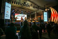 Esteio, 30.08.2019 - Lincon Ramos durante apresentação na 42a Expointer, realizada no Parque de Exposições Assis Brasil, Rio Grande do Sul.<br /> Foto Gustavo Granata/Agência Preview