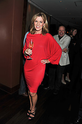 ANDREA CATHERWOOD at a party to relaunch the Met Bar at 19 Old Park Lane, London W1 on 5th October 2011.