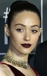 The 24th Annual Critics' Choice Awards at The Barker Hangar in Santa Monica, California on 1/13/19. 13 Jan 2019 Pictured: Emmy Rossum. Photo credit: River / MEGA TheMegaAgency.com +1 888 505 6342