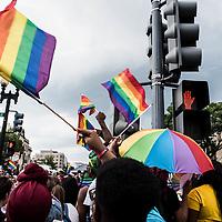 Capital Pride Parade - Seconds at Dupont Circle