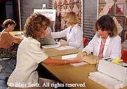 Medical Medical Fair, Free Diagnosis, Tests, Hospital Lobby