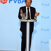 Lezing PVDA lijsttrekker Ad Melkert Utrecht