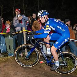 2019-12-29: Cycling: Superprestige: Diegem: Zdenek Stybar continuing his cross adventure