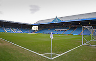 during the Sky Bet Championship match between Sheffield Wednesday and Leeds United at Hillsborough, Sheffield, England on 16 January 2016. Photo by Adam Rivers.