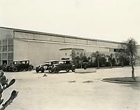 1924 Hollywood Studios on Santa Monica Blvd.