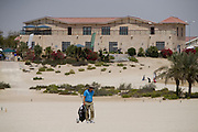 Abu Dhabi, United Arab Emirates (UAE). .March 20th 2009..Al Ghazal Golf Club..36th Abu Dhabi Men's Open Championship..Philip Henderson