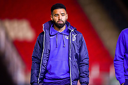 Alex Jakubiak of Bristol Rovers arrives at St James Park prior to kick off - Mandatory by-line: Ryan Hiscott/JMP - 13/11/2018 - FOOTBALL - St James Park - Exeter, England - Exeter City v Bristol Rovers - Checkatrade Trophy