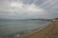 Cannes beach South of France