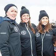 NLD/Biddinghuizen/20160306 - Hollandse 100 Lymphe & Co 2016, Monique des Bouvrie, Pr. Annette en Rosanna Kluivert - Lima