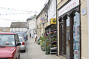 The Nortamptonshire market town of Thrapston.