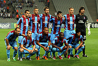 BILDET INNGÅR IKKE I FASTAVTALENE PÅ NETT MEN MÅ KJØPES SEPARAT<br /> <br /> Fotball<br /> Tyrkia<br /> Foto: imago/Digitalsport<br /> NORWAY ONLY<br /> <br /> 03.08.2011<br /> Lagbilde Trabzonspor - Uefa Champions league third leg qualifying - Trabzonspor team from left to right up: Pawel Brozek, Burak Yilmaz, Remzi Giray Kacar, Ondrej Celustka, Arkadiusz Glowacki and Tolga Zengin Down: Serkan Balci, Adrian Mierzejewski, Paulo Henrique, Didier Zokora and Gustavo Colman