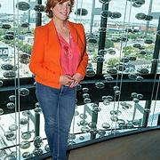 NLD/Amsterdam/20150608 - Inloop uitreiking Hi-Tec Awards 2015, Myrna Goossen