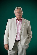Acclaimed English barrister Michael Mansfield, pictured at the Edinburgh International Book Festival where he talked about his recently-published memoir and current political issues. The three-week event is the world's biggest literary festival and is held during the annual Edinburgh Festival. The 2009 event featured talks and presentations by more than 500 authors from around the world.