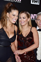 Ashley Graham and Rita Ora at the VH1 America's Next Top Model premiere party at Vandal on December 8, 2016 in New York City, NY, USA. Photo by MM/ABACAPRESS.COM