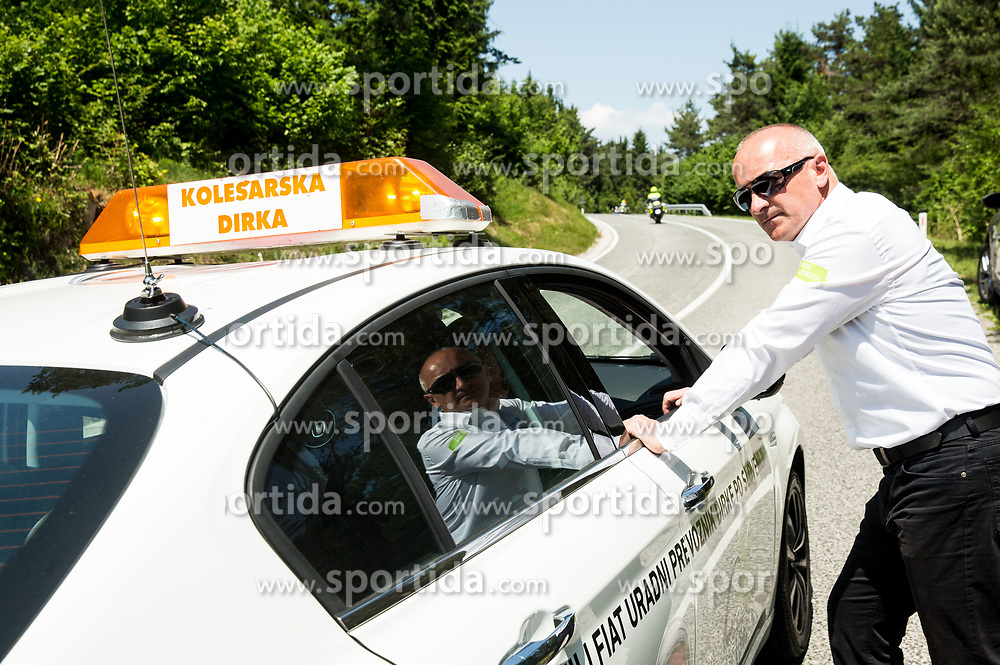 Bogdan Fink during Stage 1 of 24th Tour of Slovenia 2017 / Tour de Slovenie from Koper to Kocevje (159,4 km) cycling race on June 15, 2017 in Slovenia. Photo by Vid Ponikvar / Sportida