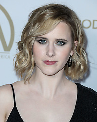 HOLLYWOOD, LOS ANGELES, CALIFORNIA, USA - JANUARY 18: 31st Annual Producers Guild Awards held at the Hollywood Palladium on January 18, 2020 in Hollywood, Los Angeles, California, United States. 18 Jan 2020 Pictured: Rachel Brosnahan. Photo credit: Xavier Collin/Image Press Agency/MEGA TheMegaAgency.com +1 888 505 6342