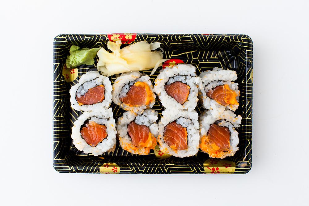 Spicy Tuna Sushi from Ennju ($7.35)