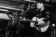 Ragnar Þórhallsson of Icelandic indie-rock band Of Monsters and Men at Iceland Airwaves