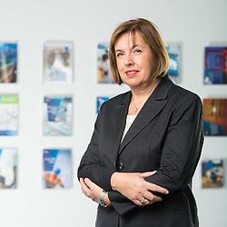 20151126: SLO, People - Nevenka Krzan, Senior partner of KPMG and president of AmCham Slovenia