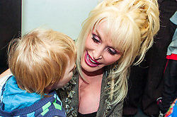 Dolly PArton Launches her Imagination Library at The Magna Science & Adventure Centre Rotherham <br /> 5 December 2007<br /> Image COPYRIGHT Paul David Drabble