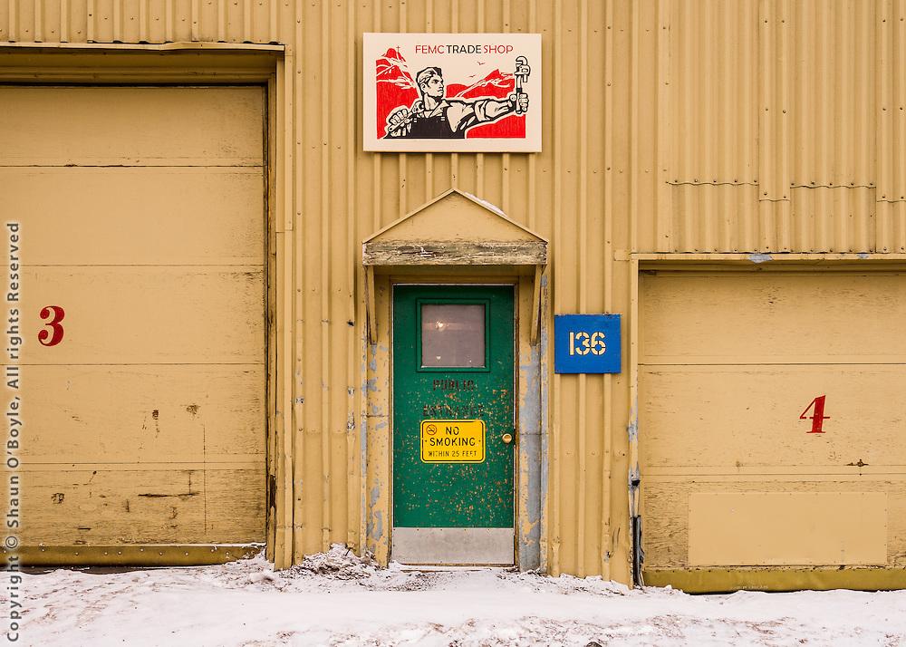 FEMC (Facilities Engineering, Maintenance & Construction) Trade Shops